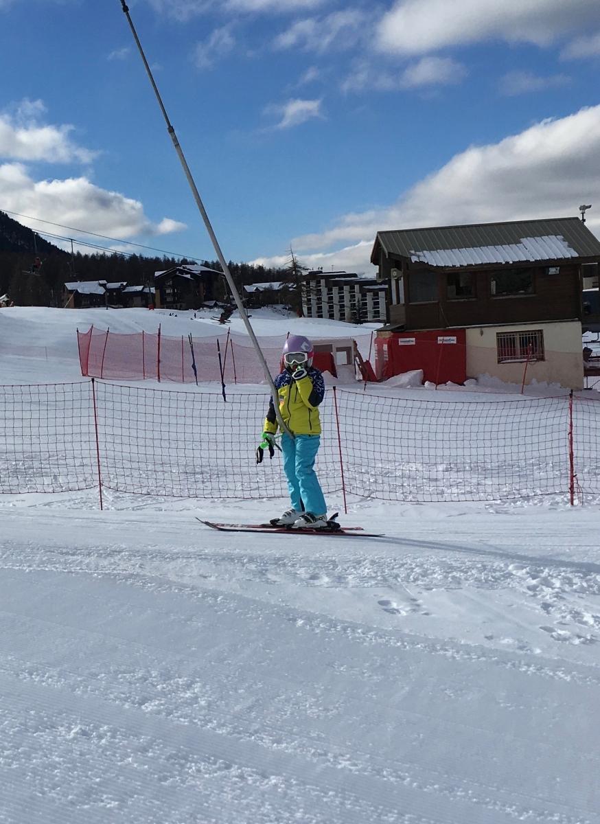 Entrainement 2 Montgenvre Ski Club Du Pays DAix