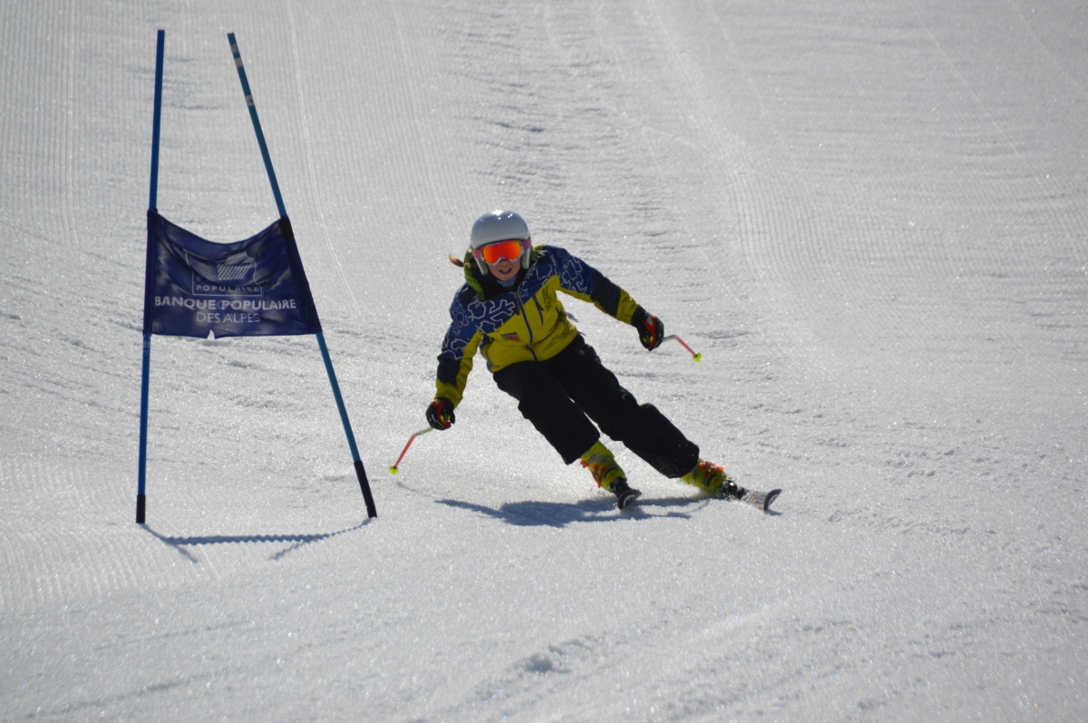 Stages De Pques Ski Club Du Pays DAix