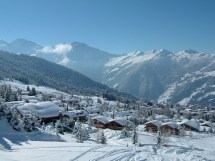 Verbier Switzerland Winter