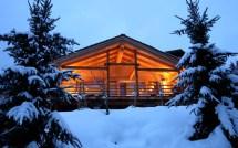 Switzerland Ski Chalet