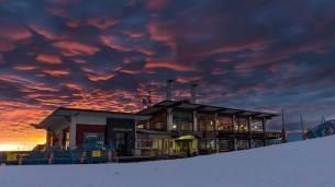 Un autre continent, une autre manière de skier
