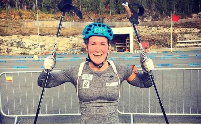 Biathlon Marte Olsbu Roiseland Titrée Ski Nordique Net
