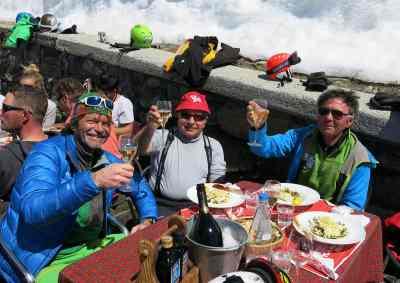 cervinia ski restaurant