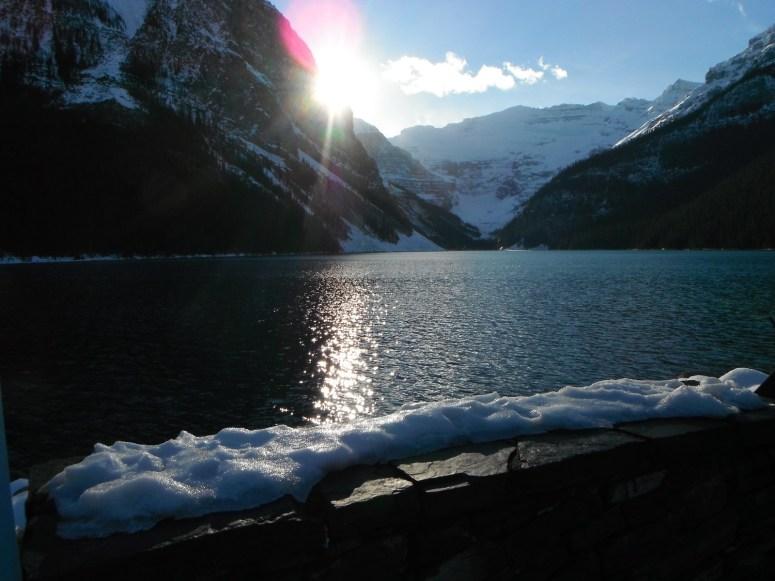 4-Stefane Bradley_Visite du Lake Louise