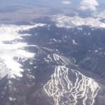Aerial Views of Colorado Ski Resorts