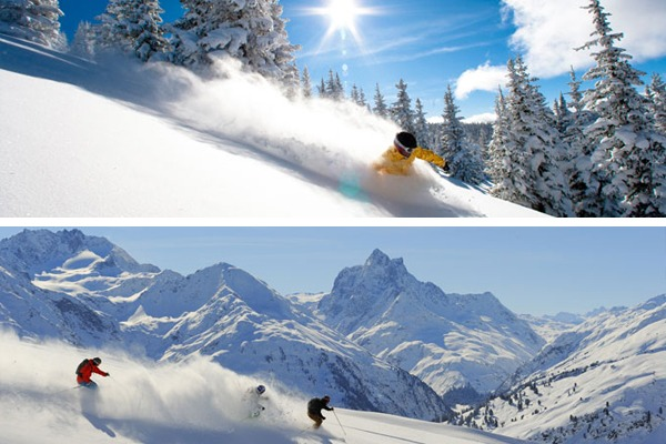 New Austrian resorts added to the Epic Pass