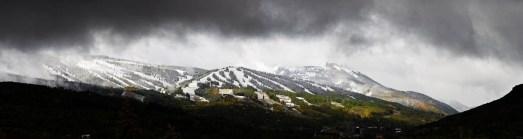 Aspen Snow, Autumn Snow, Aspen snow,