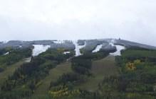 First Snow at Vail, Early Snowfall Vail, Vail Snow Lionshead