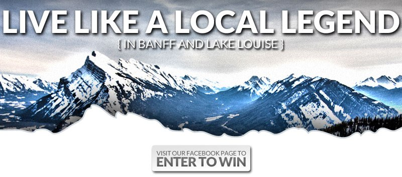 Enter to win a Banff Lake Louise ski trip