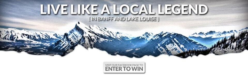 Enter to win a Banff Lake Louise ski trip