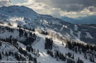 Whistler November snow 4