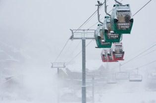 Gondolas at Snowmass | Photo: Aspen/Snowmass, Jeremy Swanson