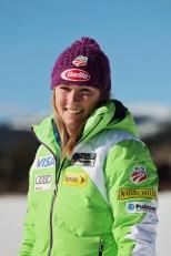 Mikaela Shiffrin 2012-13 U.S. Alpine Ski Team Photo: Sarah Brunson/U.S. Ski Team