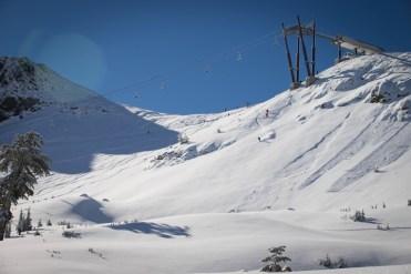 Squaw snow report
