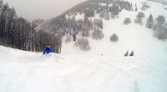 Vail new snow