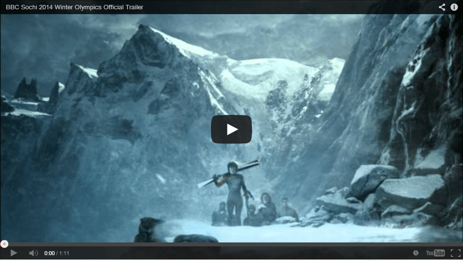 BBC Official Trailer for the 2014 Sochi Winter Olympics