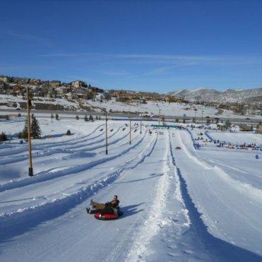 Gorgoza Park, Park City Tubing, Gorgoz Tubing, Utah Tubing Hill