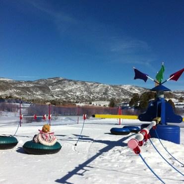 Gorgoza Park, Utah Tubing, Snow Tubing in Park City