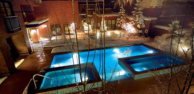 Limelight Hotel pool
