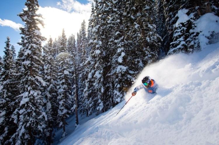 Colorado's biggest vertical drop