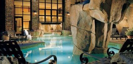Snake River Lodge and Spa Jackson Hole, Teton Village hotel and spa