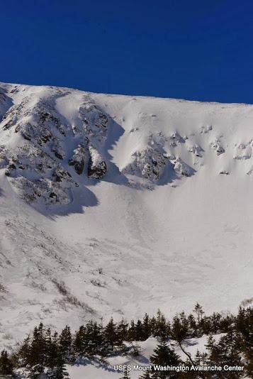 Mount Washington Avalanche Center 2