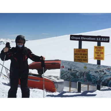 #GoggleSelfie Valle Nevado trip giveaway