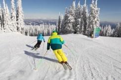 SIlver Star skiing, ski Silver Star