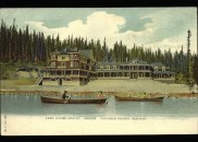 lake louise first chalet
