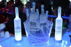 Bearfoot Bistro Belevedere Ice Bar, Belevedere Vodka Ice Bar Whistler Blackcomb