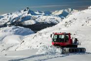 whistler snow cat