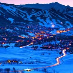 Snowmass base village, Snowmass Village