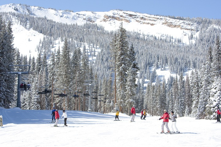 Elk Camp Meadows, Beginner Magic Snowmass, beginner area Snowmass