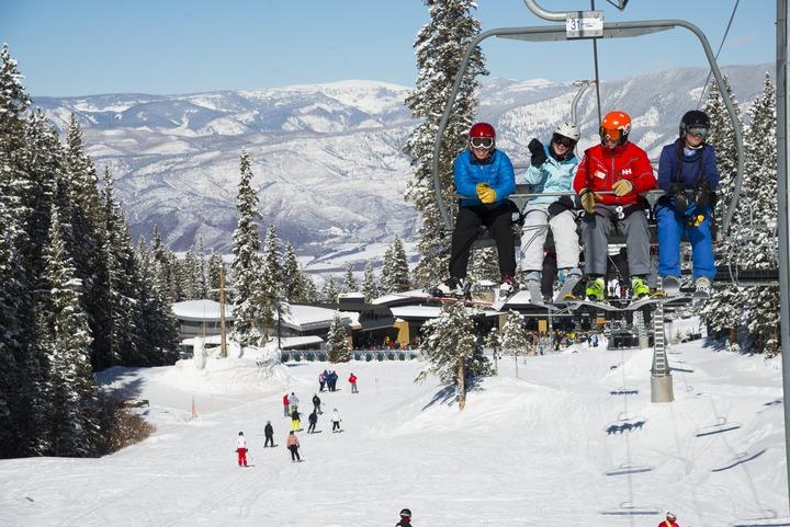 Beginner's Magic Snowmass, Elk Camp Meadows, beginner skiing