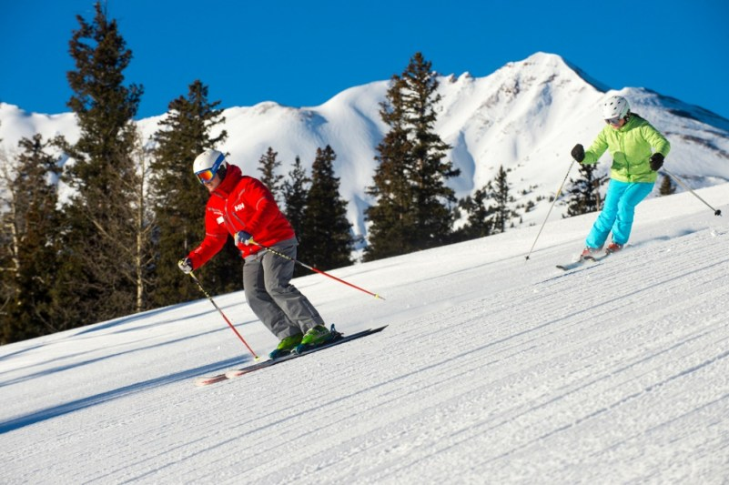 Aspen Snowmass ski instructors provide mountain awareness.