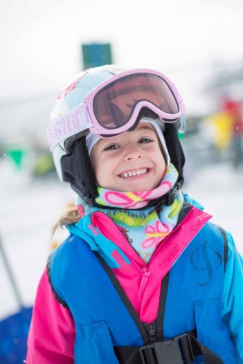 Buttermilk's new, 7,500-square-foot Hideout Children's Center ensures children are smiling on and off the snow. pc: Aspen Snowmass/Hal Wiliams