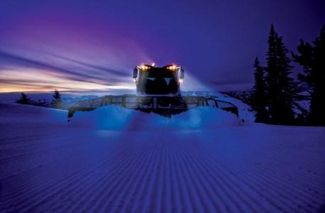 Sun Valley Resort snowmaking