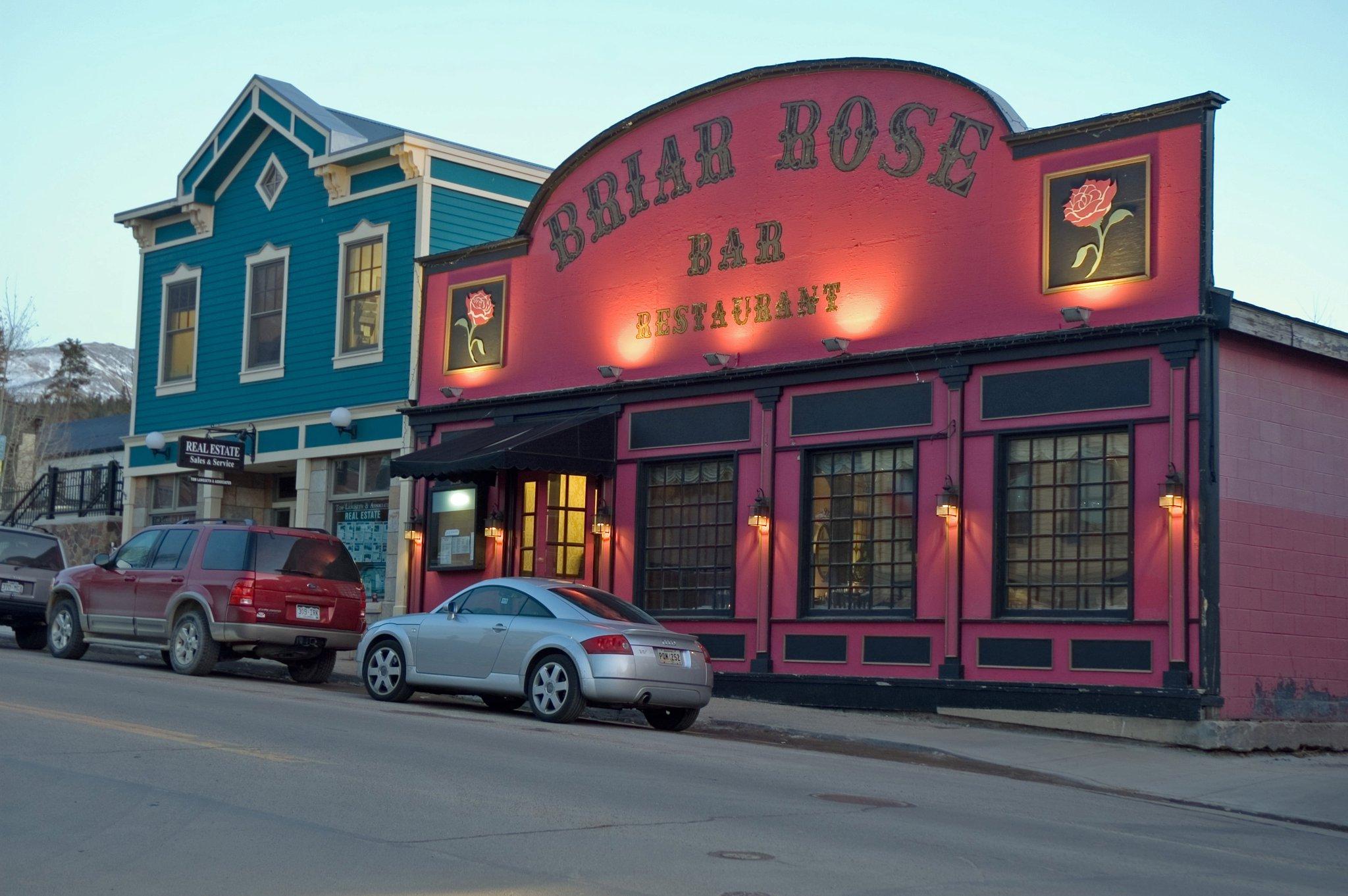 Briar Rose Chophouse & Saloon Breckenridge