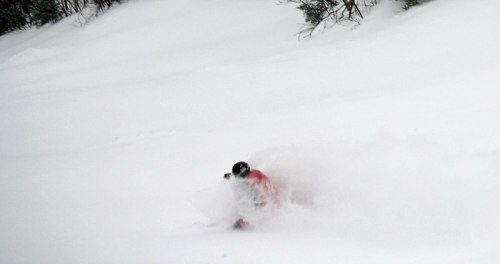 Deepness at Stowe Mountain Resort on Feb. 7 | Photo: Stowe Mountain Resort