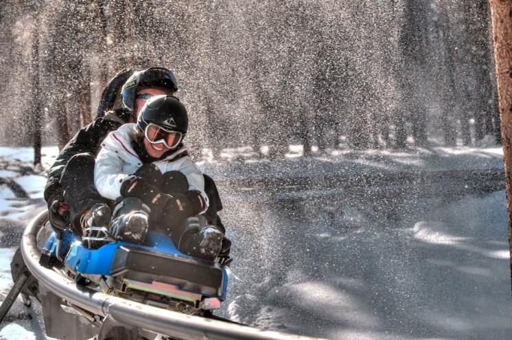 Breckenridge alpine coaster, Breckenridge Gold Runner Coaster