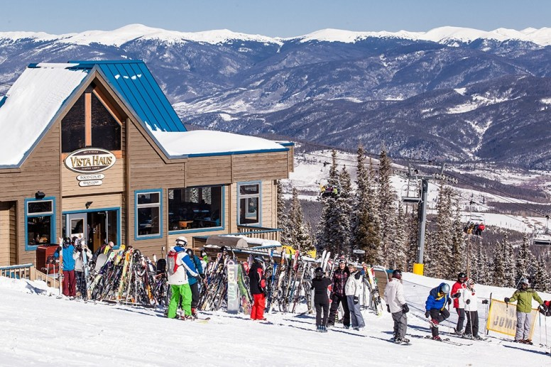 Breckenridge on-mountain dining