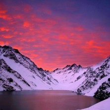 Sunsets in Portillo
