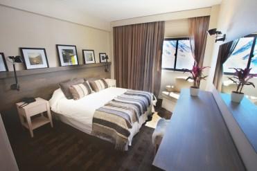 Hotel Portillo guestrooms