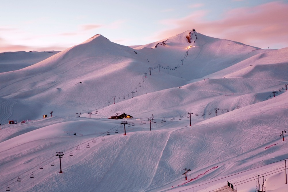 Tres Vallees Chile, Tres Vallees South America