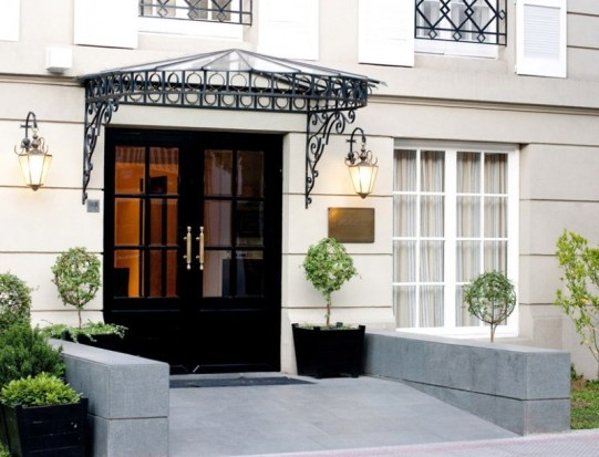 Le Rêve Hotel Boutique is located in the Providencia neighborhood. | Photo: Le Rêve Hotel Boutique