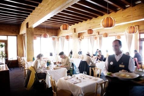 Valle Nevado restaurants
