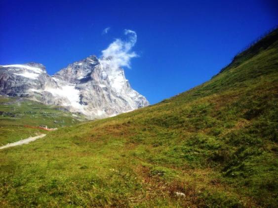 Cervinia Monte Cervino, Mont Cervin, Matterhorn Cervinia