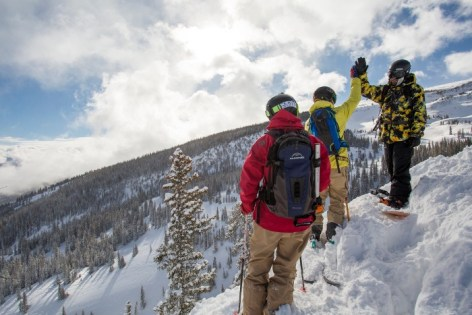 Hanging Valley Snowmass