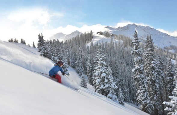In Telluride, intermediates to advanced intermediates have their pick of ego-boosting bumps and ungroomed terrain. | Photo: Telluride Ski Resort