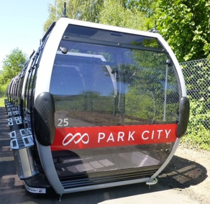 New Park City gondola cars